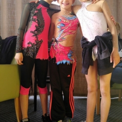 Bianca Gajšak, Mia Gvozden i Hana Kosanović
