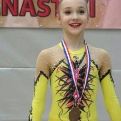 Bianca Gajšak prvenstvo Hrvatske 2017