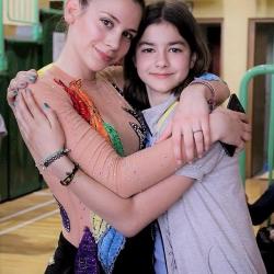 Ema Bello i Maria Perša