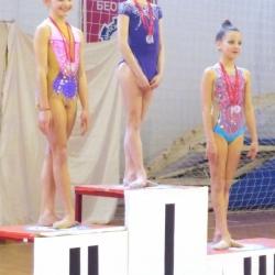 Mia Gvozden 1st Young talents cup BG 2018