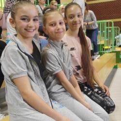 Mia Gvozden, Ariana Hubert i Ena Topolko