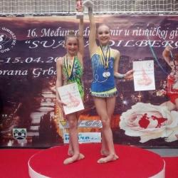 Mia Gvozden i Bianca Gajšak