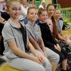 Mia Gvozden,Ariana Hubert,Lorena Hržan Keglević,Ena Topolko i Karla Stričak