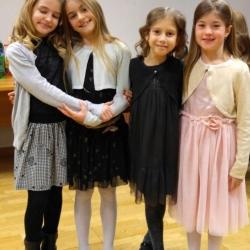 Najbolje gimnastičarke u kategoriji Mini, Zagreb 2016