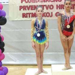 Nera Štrbac prvenstvo Hrvatske 2017